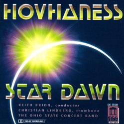 Brion/Ohio State Con - Hovhaness: Symphony 53 Star Dawn