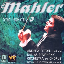 A Litton/N Stutzmann - Mahler:Sym. 03