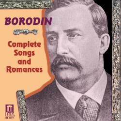 Various - Borodin: Complete Songs & Romances V2