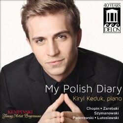 Kiryl Keduk - My Polish Diary
