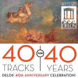 New York Chamber Symphony Orchestra - 40 Tracks for 40 Years