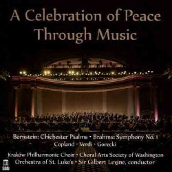 Krakow Philharmonic Choir - A Celebration of Peace Through Music