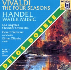 Antonio Vivaldi - Vivaldi:The Four Seasons