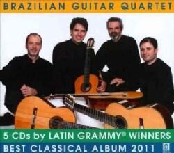 Brazilian Guitar Quartet - Brazilian Guitar Quartet Box Set