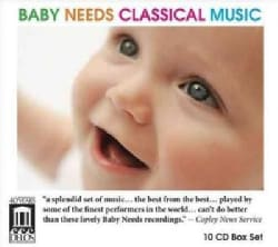 Various - Baby Needs Classical Music