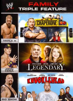 Legendary/Knucklehead/The Chaperone (DVD)
