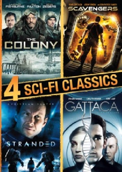 Stranded/The Colony/Scavengers/Gattaca (DVD)