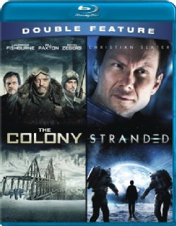 Stranded/The Colony (Blu-ray Disc)