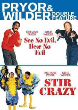 See No Evil, Hear No Evil/Stir Crazy (DVD)