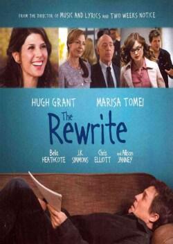 The Rewrite (Blu-ray Disc)