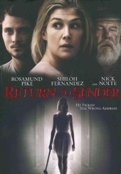 Return To Sender (DVD)