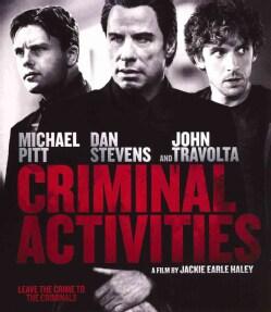 Criminal Activities (Blu-ray Disc)