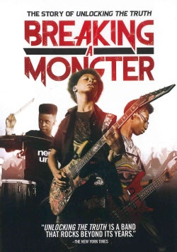Breaking A Monster (DVD)