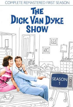Dick Van Dyke Show: The Complete Remastered First Season (DVD)