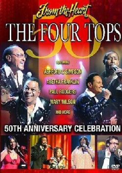 Four Tops/50th Anniversary Concert (DVD)