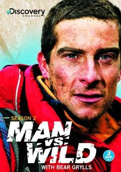 Man Vs. Wild: Season 2 (DVD)