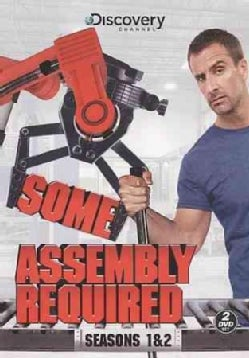 Some Assembly Required: Seasons 1 & 2 (DVD)