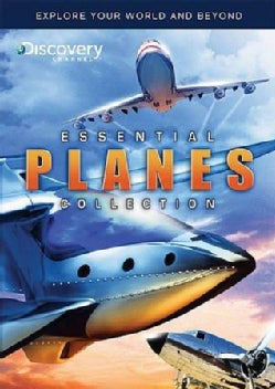 Discovery Essential Planes Collection (DVD)