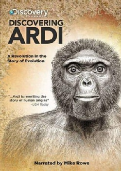 Discovering Ardi (DVD)