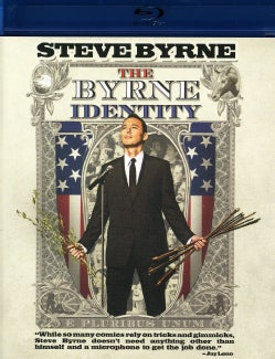 Steve Byrne: The Byrne Identity (Blu-ray Disc)