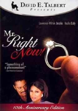 David E. Talbert's Mr. Right Now (DVD)