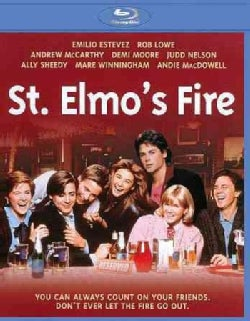 St. Elmo's Fire (Blu-ray Disc)
