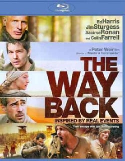 The Way Back (Blu-ray Disc)