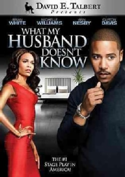 David E. Talbert's What My Husband Doesn't Know (DVD)