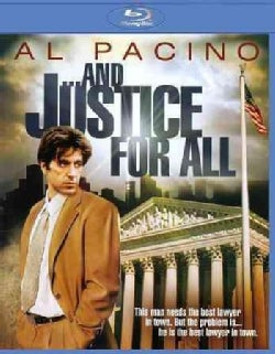 And Justice for All (Blu-ray Disc)