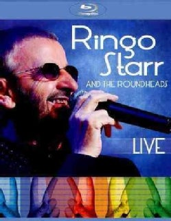 Ringo Starr And The Roundheads: Live (Blu-ray Disc)