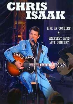 Chris Isaak: Live/Greatest Hits: Live (DVD)