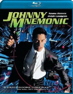 Johnny Mnemonic (Blu-ray Disc)