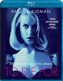 To Die For (Blu-ray Disc)