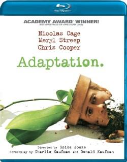 Adaptation (Blu-ray Disc)