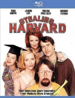 Stealing Harvard (Blu-ray Disc)