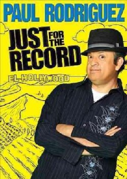 Paul Rodriguez: Just For The Record (DVD)