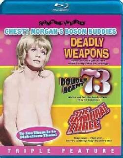 Chesty Morgan's Bosom Buddies (Blu-ray Disc)