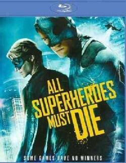 All Superheroes Must Die (Blu-ray Disc)