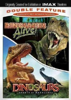 Prehistoric Powerhouses Double Feature (DVD)