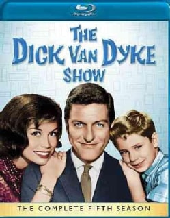 The Dick Van Dyke Show: Season 5 (Blu-ray Disc)