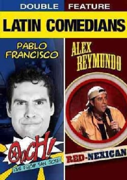 Latin Comedians Double Feature (DVD)