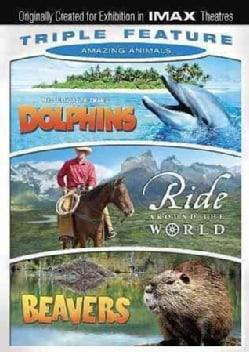 Amazing Animals Triple Feature (IMAX) (DVD)