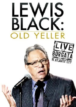 Lewis Black: Old Yeller: Live At The Borgata (DVD)