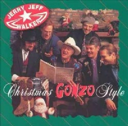 Jerry Jeff Walker - Christmas Gonzo Style