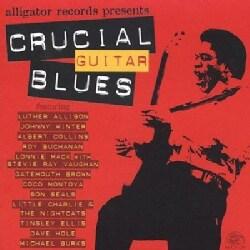 Various - Crucial Guitar Blues
