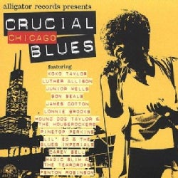 Various - Crucial Chicago Blues