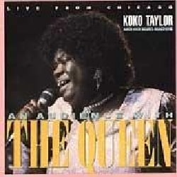 Koko Taylor - Live from Chicago an Audience