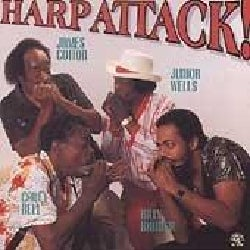 Cotton/Wells/Bell/Br - Harp Attack