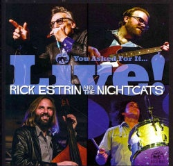 Rick & The Nightcats Estrin - You Asked for It: Live!