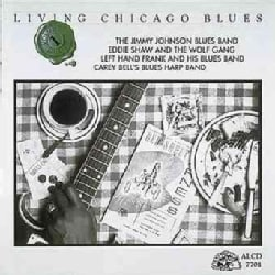 Various - Living Chicago Blues 1